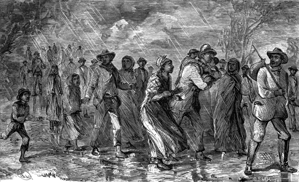 underground railroad thesis